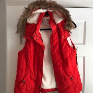 NWT Puffer Vest